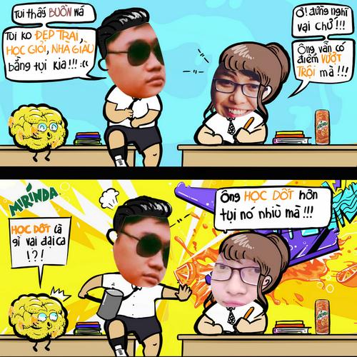 Hình troll, Trấn Thành, Hari Won, Trào lưu giới trẻ