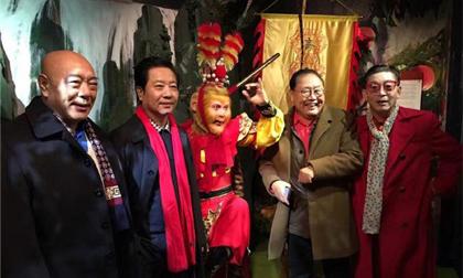 Thầy trò Đường Tăng hội ngộ sau hơn 30 năm