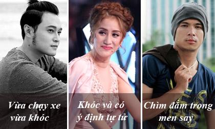 Sao Việt làm điều gì dại dột sau khi thất tình?