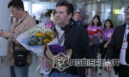 Thomas Anders của ban nhạc lừng danh Modern Talking bất ngờ có mặt ở Hà Nội