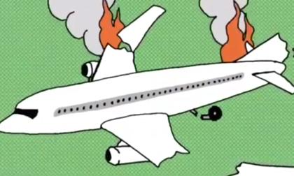 con gái đại gia Thổ Nhĩ Kỳ, tai nạn máy bay, máy bay gặp tai nạn