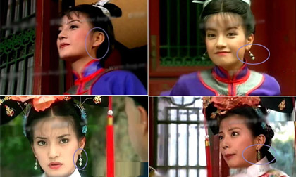 toàn cảnh phim,Hoàn Châu cách cách,Triệu Vy,Lâm Tâm Như,Phạm Băng Băng,Tô Hữu Bằng,Châu Kiệt