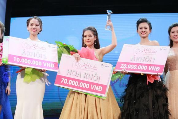 Miss Cezanne Việt Nam, Xinh tự nhiên cùng Cezanne, Hoàng Thị Minh Trang