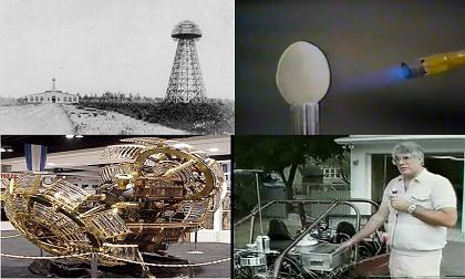 phát minh, chết bởi chính phát minh của mình, nhà khoa học, tai nạn khoa học