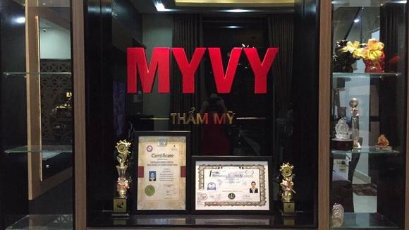 Thẩm mỹ MyVy , Phun xăm thẩm mỹ, Phun mày, Phun môi