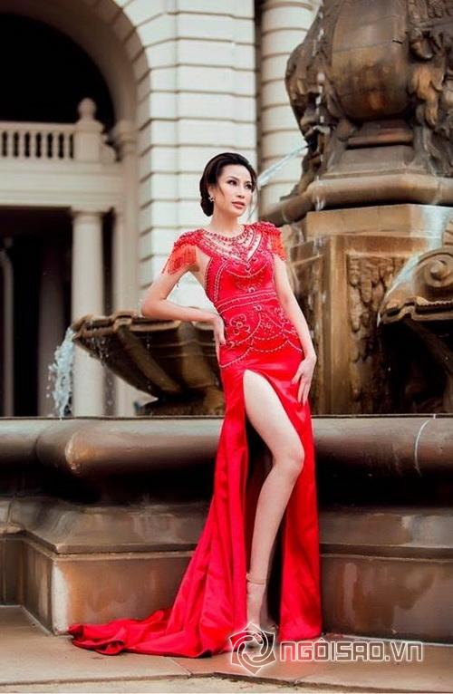 Hoa hậu người Việt thế giới 2013, My Na Lê, Hoa hậu My Na Lê, Sao Việt