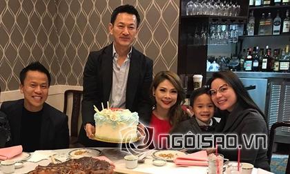 Hoa hậu Jasmine Le, Hoa hậu người Việt Thế giới 2017 jasmine Lê, Ca sĩ Thanh Thảo, Thanh Thảo và bạn trai