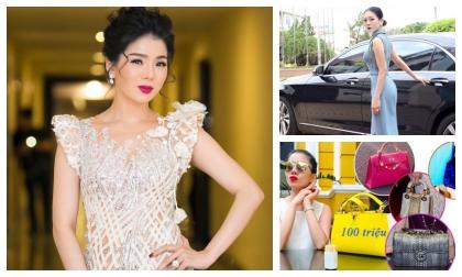 Không cần khoe mẽ, Lệ Quyên là một trong những nữ đại gia ngầm của showbiz Việt
