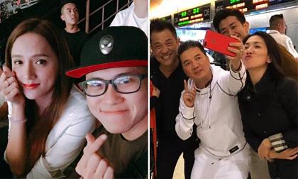 Tin sao Việt mới 27/3: Nghi vấn Hương Giang idol yêu Lê Thiện Hiếu, Đàm Vĩnh Hưng selfie bằng iphone 7 đỏ