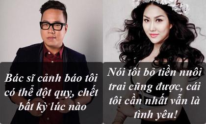 Phát ngôn 'giật tanh tách' của sao Việt tuần qua (P144)