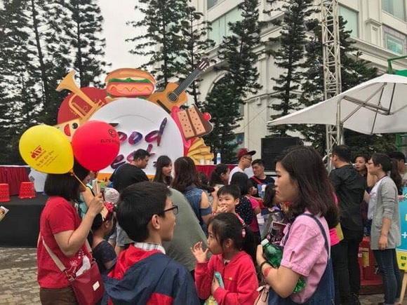Lễ hội ẩm thực,Food Fest 2017,du lịch ẩm thực