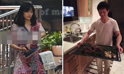 Tin sao Việt mới 25/4: Hạ Vi xuất hiện tại nhà Cường Đô la, Đại gia Đức An vào bếp nấu ăn cho vợ
