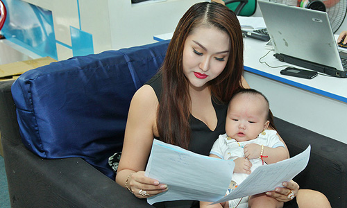 Chỉ mới một tuổi, con trai Phi Thanh Vân đã sở hữu khối tài sản đáng mơ ước