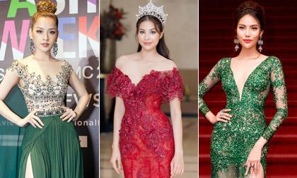 Ai xứng danh 'Nữ hoàng thảm đỏ' showbiz Việt tuần qua? (P47)