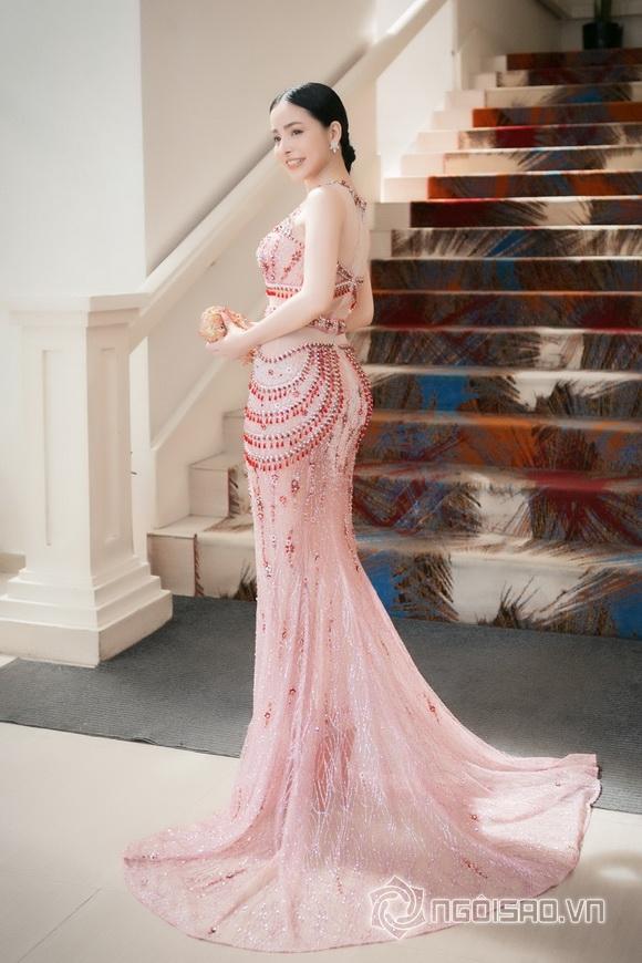 Hoa hậu Hạ My, Hoa hậu người Việt thế giới 2017, Nguyễn Hạ My, Sao Việt