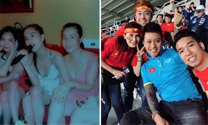 Tin sao Việt mới 23/5: Ngọc Trinh ngồi hớ hênh để lộ nội y khi đi hát karaoke, Tuấn Hưng khoe ảnh đi cổ vũ bóng đá U20 Việt Nam