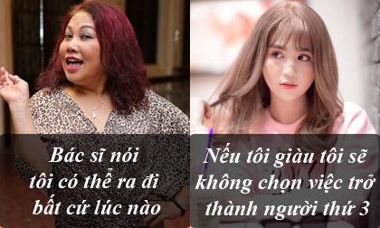 Phát ngôn 'giật tanh tách' của sao Việt tuần qua (P152)