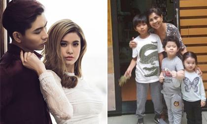 Đây là cách đối xử của gia đình Tim với con dâu Trương Quỳnh Anh