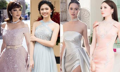 Ai xứng danh 'Nữ hoàng thảm đỏ' showbiz Việt tuần qua? (P51)