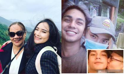 Tin sao Việt mới 28/5: 'Sự thật' về mối quan hệ của vợ Duy Nhân và mẹ chồng, Sơn Ngọc Minh lên tiếng khi lộ ảnh hôn Erik