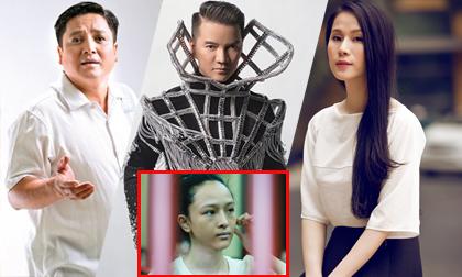 Sao Việt nói gì khi Hoa hậu Phương Nga hầu tòa lần 2?