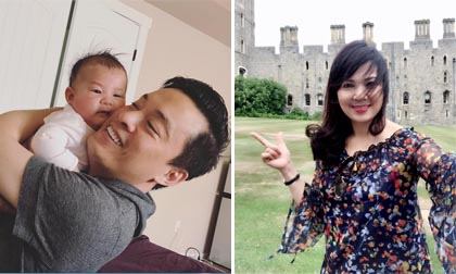 Tin sao Việt mới 23/6/2017: Lam Trường rạng rỡ bên con gái, Kỳ Thái Bảo thăm nơi ở của Nữ hoàng Anh Elizabeth ll