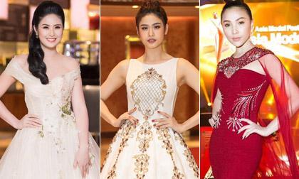 Ai xứng danh 'Nữ hoàng thảm đỏ' showbiz Việt tuần qua? (P55)