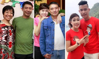Những danh hài Việt nhan sắc 'khiêm tốn' vợ vô biên