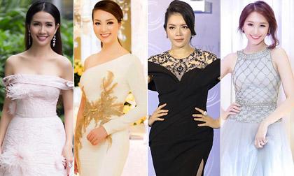 Ai xứng danh 'Nữ hoàng thảm đỏ' showbiz Việt tuần qua? (P58)
