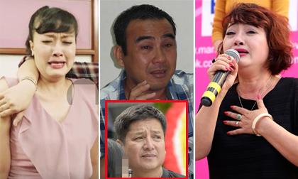 Sao Việt chia buồn khi mẹ nghệ sĩ Chí Trung qua đời