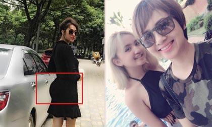 Tin sao Việt 24/7/2017: Phi Thanh Vân tự tin khoe vòng ba siêu khủng, con gái Thúy Hiền Wushu xinh đẹp bên mẹ