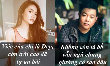 Phát ngôn 'giật tanh tách' của sao Việt tuần qua (P160)