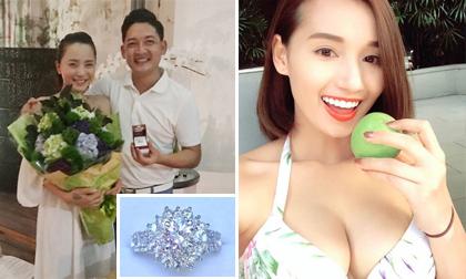 Tin sao Việt 28/7/2017: Thành Đạt tặng nhẫn kim cương cho Hải Băng, Lã Thanh Huyền khoe vòng một căng đầy