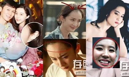 Đẹp như nam thần, mỹ nữ nhưng sao nổi tiếng Hoa ngữ vẫn bị 'phanh phui' khuyết điểm ngoại hình
