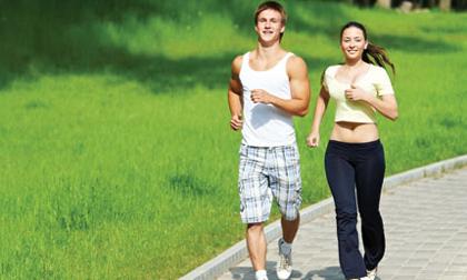 Chạy bộ giảm béo, quãng đường chính xác chạy bộ để giảm béo, cách giảm cân hiệu quả bằng chạy bộ