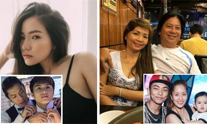 Tin sao Việt 17/8/2017: Lý Phương Châu thừa nhận tìm hiểu Hiền Sến được 4 tháng, Khánh Thi xúc động khi nhìn thấy bố mẹ chồng làm điều này