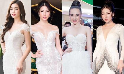 Ai xứng danh 'Nữ hoàng thảm đỏ' showbiz Việt tuần qua? (P62)