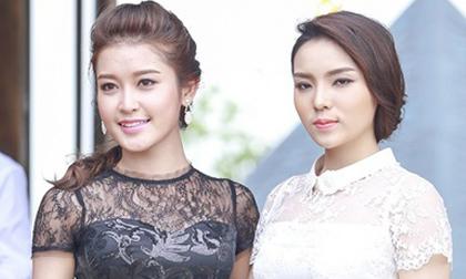 album ảnh sao,sao Việt,MC Kỳ Duyên