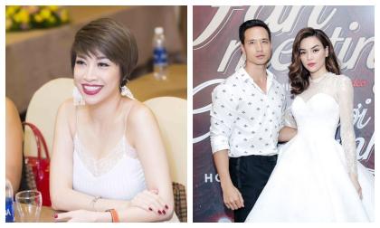 Pha Lê kể chuyện tình Hà Hồ - Kim Lý: 'Chị và người đàn ông ấy quấn nhau không rời 1 bước, anh ta thì luôn hôn chị'