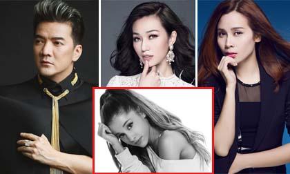 Chuẩn bị váy áo sẵn sàng, sao Việt hụt hẫng, bức xúc khi Ariana Grande hủy show