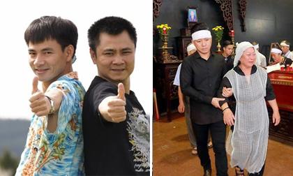 Tin sao Việt 20/9/2017: Tự Long hết lời khen Xuân Bắc, Tuấn Hưng và mẹ đau buồn trong tang lễ ông ngoại