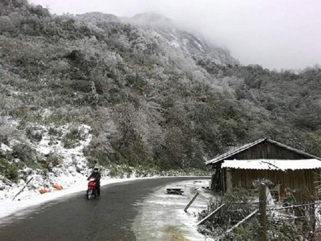 Tiểu kỷ băng hà, Hà Nội có tuyết rơi, Mùa đông lạnh nhất