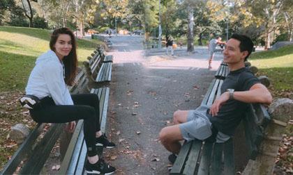 Hồ Ngọc Hà và Kim Lý khoe ảnh hạnh phúc ở Mỹ