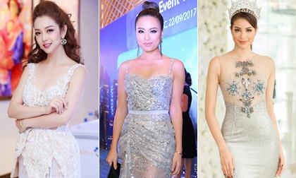 Ai xứng danh 'Nữ hoàng thảm đỏ' showbiz Việt tuần qua? (P66)