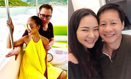 Tin sao Việt 25/9/2017: Đoan Trang viết tâm thư gửi chồng Tây, Phan Như Thảo và Đức An được khen có tướng phu thê