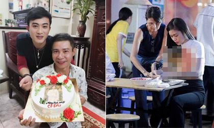 Tin sao Việt ngày 17/10/2017: Trần Tú 'Người phán xử' đến nhà Công Lý chúc mừng sinh nhật , Mâu Thủy phụ mẹ bán súp