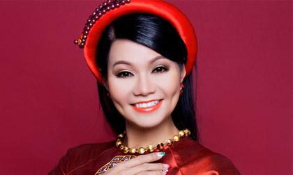 Nghệ sĩ Ngọc Huyền: 'Chồng tôi không bao giờ ngăn cản tôi đi hát'