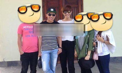 Lộ ảnh Đào Bá Lộc – Trấn Thành 'đánh lẻ' đi chơi riêng ở Đà Nẵng