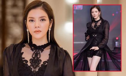 Lý Nhã Kỳ đẹp kiêu sa chấm thi Sơ kết Miss Grand International 2017