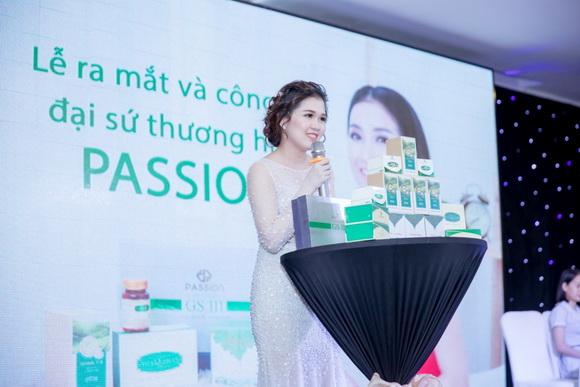 Diễn viên Quỳnh Lam, thương hiệu Passion